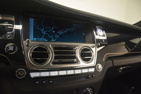 Used 2014 Rolls-Royce Wraith for sale Sold at Alfa Romeo of Westport in Westport CT 06880 20