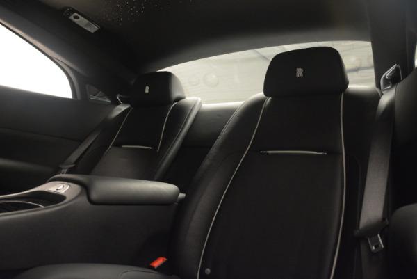 Used 2014 Rolls-Royce Wraith for sale Sold at Alfa Romeo of Westport in Westport CT 06880 23
