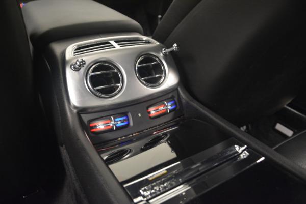 Used 2014 Rolls-Royce Wraith for sale Sold at Alfa Romeo of Westport in Westport CT 06880 24