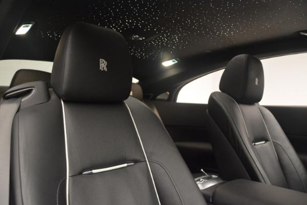 Used 2014 Rolls-Royce Wraith for sale Sold at Alfa Romeo of Westport in Westport CT 06880 26