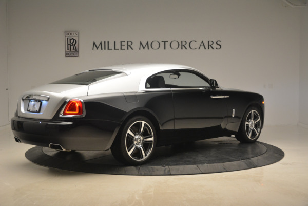 Used 2014 Rolls-Royce Wraith for sale Sold at Alfa Romeo of Westport in Westport CT 06880 8