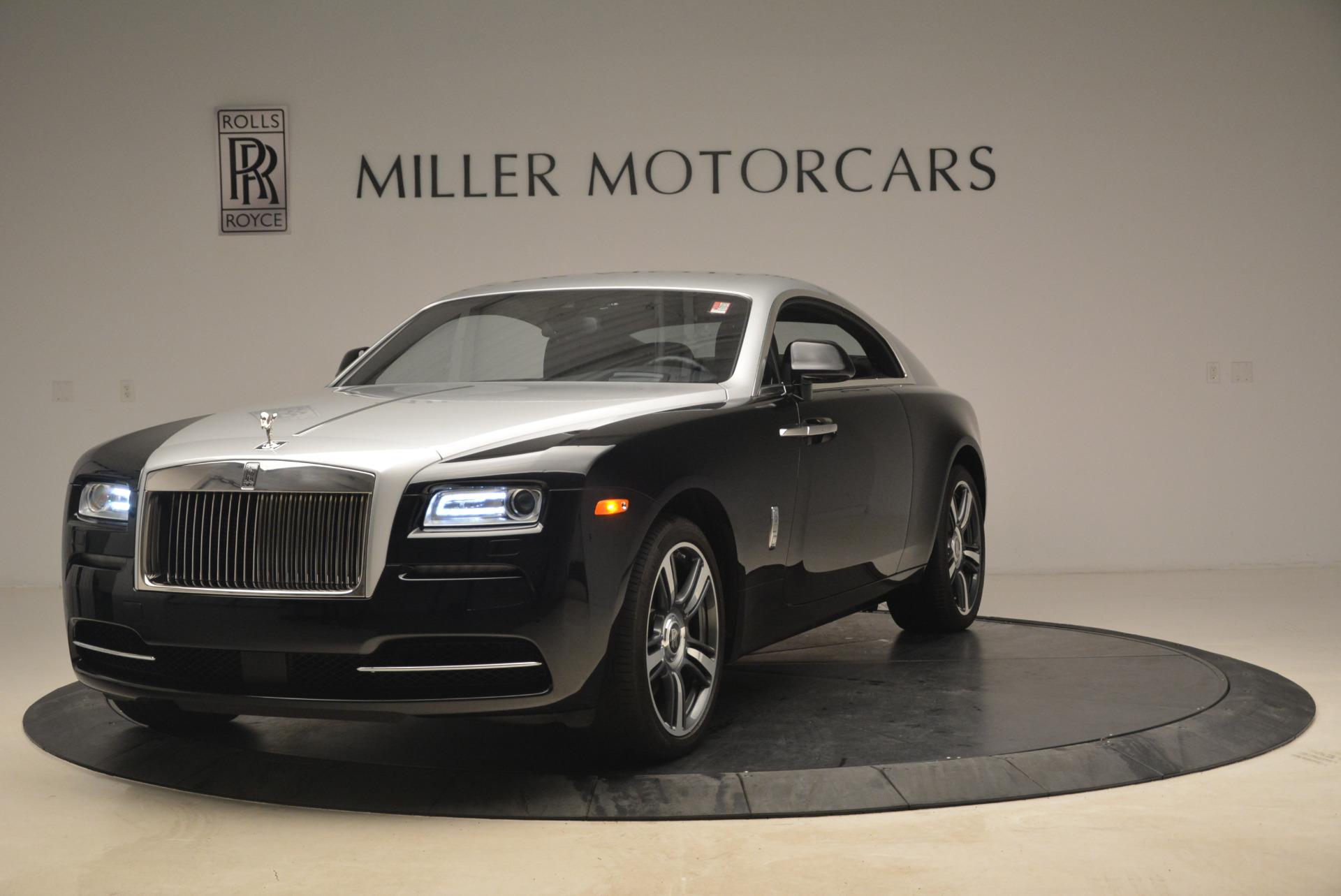 Used 2014 Rolls-Royce Wraith for sale Sold at Alfa Romeo of Westport in Westport CT 06880 1