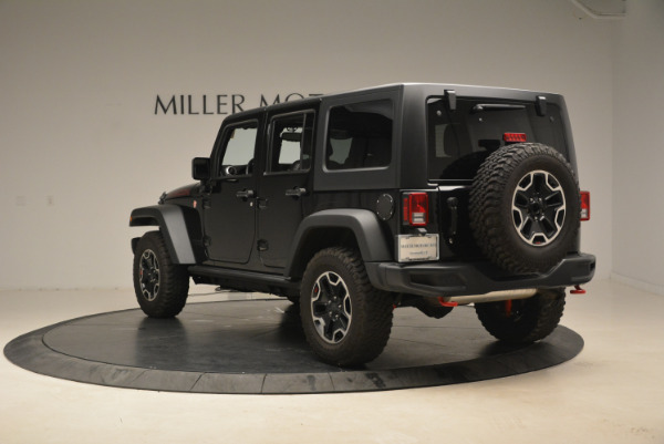 Used 2016 Jeep Wrangler Unlimited Rubicon for sale Sold at Alfa Romeo of Westport in Westport CT 06880 5