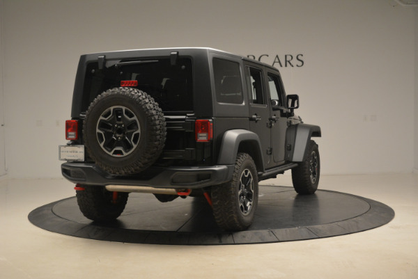 Used 2016 Jeep Wrangler Unlimited Rubicon for sale Sold at Alfa Romeo of Westport in Westport CT 06880 7