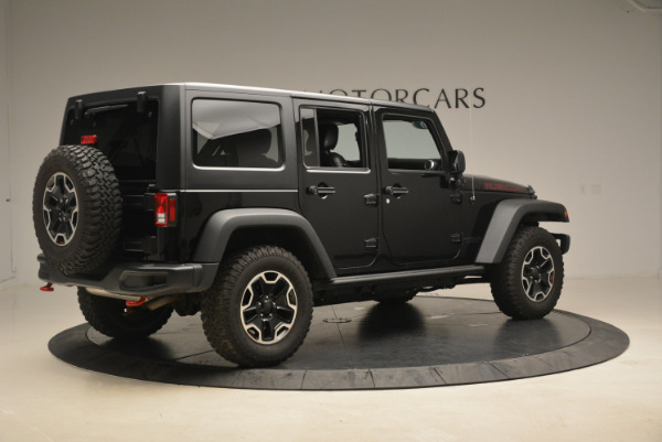 Used 2016 Jeep Wrangler Unlimited Rubicon for sale Sold at Alfa Romeo of Westport in Westport CT 06880 8