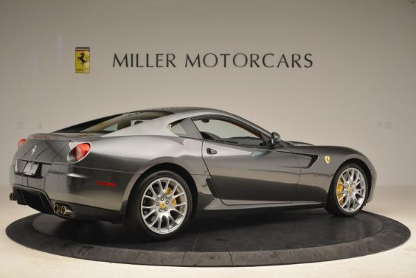 Used 2010 Ferrari 599 GTB Fiorano for sale Sold at Alfa Romeo of Westport in Westport CT 06880 8