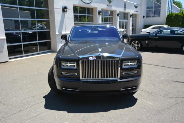 New 2016 Rolls-Royce Phantom for sale Sold at Alfa Romeo of Westport in Westport CT 06880 2