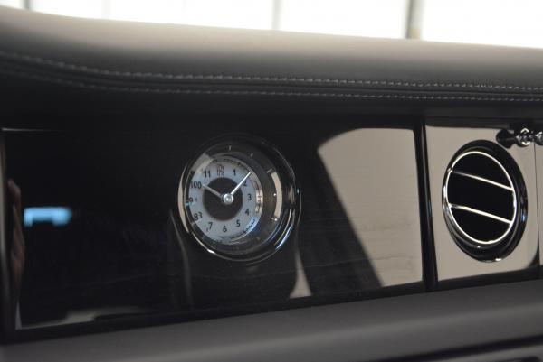 New 2016 Rolls-Royce Phantom for sale Sold at Alfa Romeo of Westport in Westport CT 06880 27