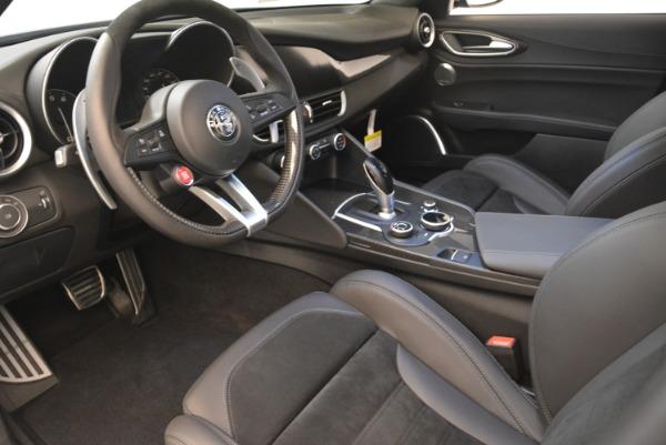 New 2018 Alfa Romeo Giulia Quadrifoglio for sale Sold at Alfa Romeo of Westport in Westport CT 06880 14
