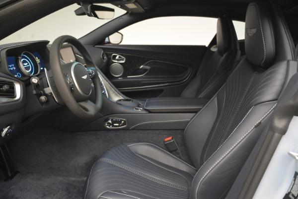 New 2018 Aston Martin DB11 V12 for sale Sold at Alfa Romeo of Westport in Westport CT 06880 13