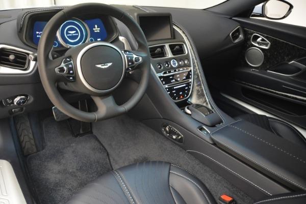 New 2018 Aston Martin DB11 V12 for sale Sold at Alfa Romeo of Westport in Westport CT 06880 14