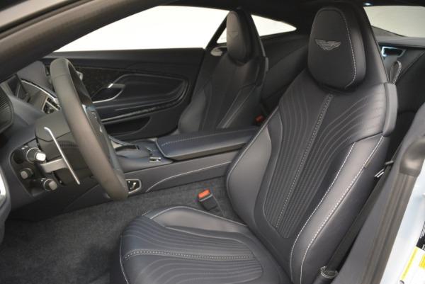 New 2018 Aston Martin DB11 V12 for sale Sold at Alfa Romeo of Westport in Westport CT 06880 15