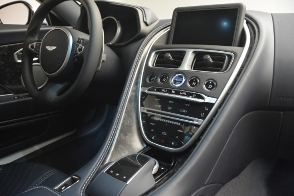 New 2018 Aston Martin DB11 V12 for sale Sold at Alfa Romeo of Westport in Westport CT 06880 18