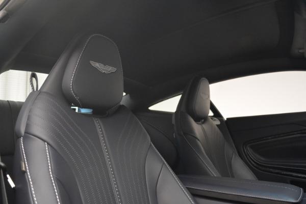New 2018 Aston Martin DB11 V12 for sale Sold at Alfa Romeo of Westport in Westport CT 06880 19