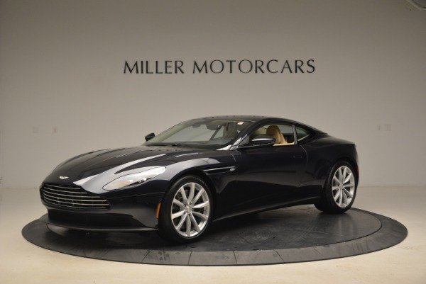 New 2018 Aston Martin DB11 V12 Coupe for sale Sold at Alfa Romeo of Westport in Westport CT 06880 2