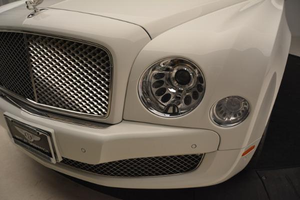 Used 2013 Bentley Mulsanne for sale Sold at Alfa Romeo of Westport in Westport CT 06880 11
