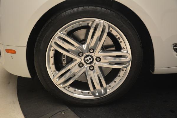Used 2013 Bentley Mulsanne for sale Sold at Alfa Romeo of Westport in Westport CT 06880 12