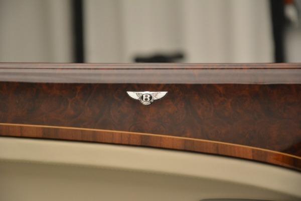 Used 2013 Bentley Mulsanne for sale Sold at Alfa Romeo of Westport in Westport CT 06880 14