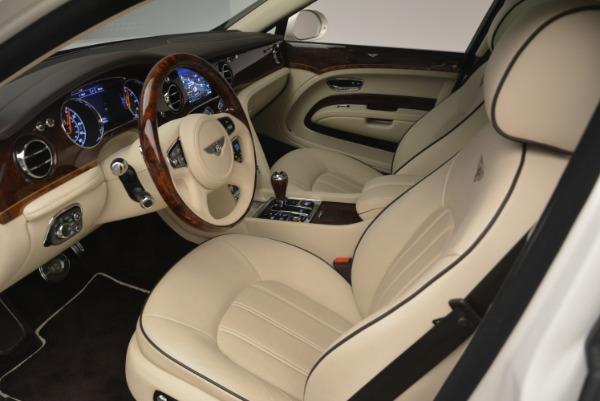 Used 2013 Bentley Mulsanne for sale Sold at Alfa Romeo of Westport in Westport CT 06880 16