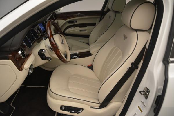 Used 2013 Bentley Mulsanne for sale Sold at Alfa Romeo of Westport in Westport CT 06880 17