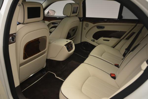 Used 2013 Bentley Mulsanne for sale Sold at Alfa Romeo of Westport in Westport CT 06880 20