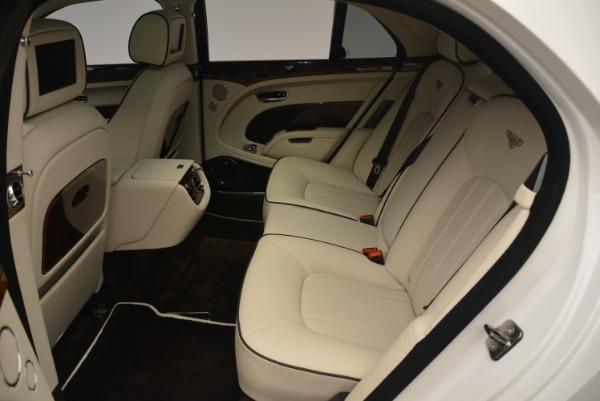 Used 2013 Bentley Mulsanne for sale Sold at Alfa Romeo of Westport in Westport CT 06880 21