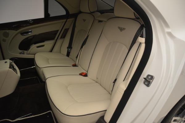 Used 2013 Bentley Mulsanne for sale Sold at Alfa Romeo of Westport in Westport CT 06880 22