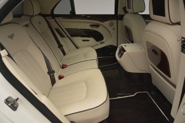 Used 2013 Bentley Mulsanne for sale Sold at Alfa Romeo of Westport in Westport CT 06880 24