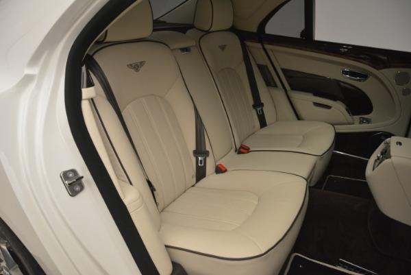Used 2013 Bentley Mulsanne for sale Sold at Alfa Romeo of Westport in Westport CT 06880 25