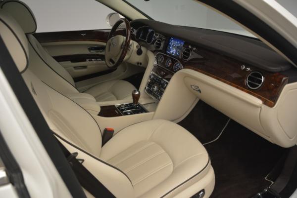 Used 2013 Bentley Mulsanne for sale Sold at Alfa Romeo of Westport in Westport CT 06880 26