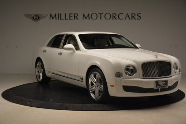 Used 2013 Bentley Mulsanne for sale Sold at Alfa Romeo of Westport in Westport CT 06880 7