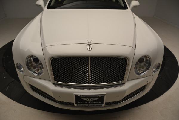 Used 2013 Bentley Mulsanne for sale Sold at Alfa Romeo of Westport in Westport CT 06880 9