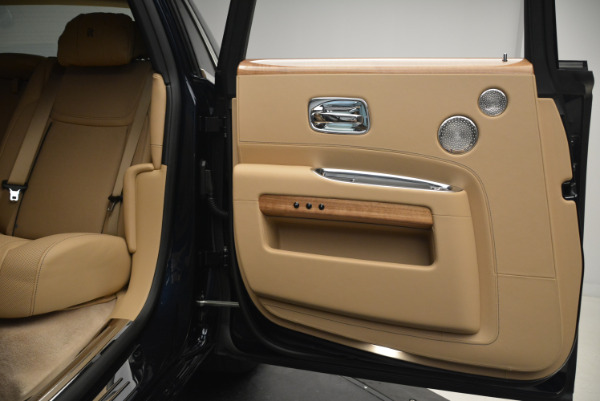 Used 2018 Rolls-Royce Ghost for sale Sold at Alfa Romeo of Westport in Westport CT 06880 20