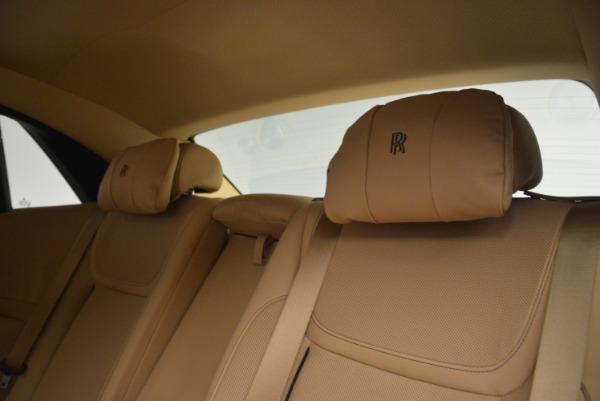 Used 2018 Rolls-Royce Ghost for sale Sold at Alfa Romeo of Westport in Westport CT 06880 21