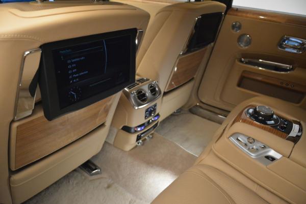 Used 2018 Rolls-Royce Ghost for sale Sold at Alfa Romeo of Westport in Westport CT 06880 23