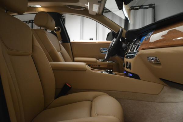 Used 2018 Rolls-Royce Ghost for sale Sold at Alfa Romeo of Westport in Westport CT 06880 27