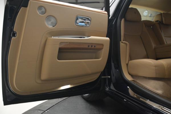Used 2018 Rolls-Royce Ghost for sale Sold at Alfa Romeo of Westport in Westport CT 06880 28