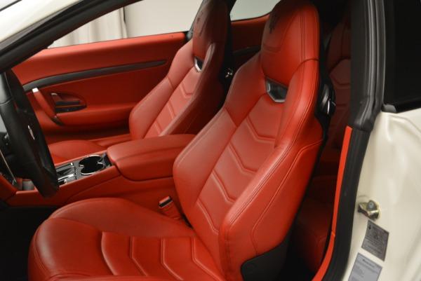 Used 2015 Maserati GranTurismo Sport for sale Sold at Alfa Romeo of Westport in Westport CT 06880 15