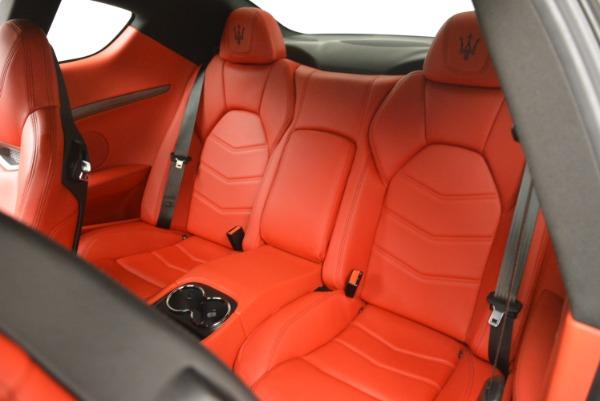 Used 2015 Maserati GranTurismo Sport for sale Sold at Alfa Romeo of Westport in Westport CT 06880 18