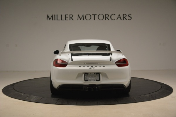 Used 2016 Porsche Cayman GT4 for sale Sold at Alfa Romeo of Westport in Westport CT 06880 6