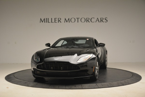 Used 2018 Aston Martin DB11 V8 Coupe for sale Sold at Alfa Romeo of Westport in Westport CT 06880 2