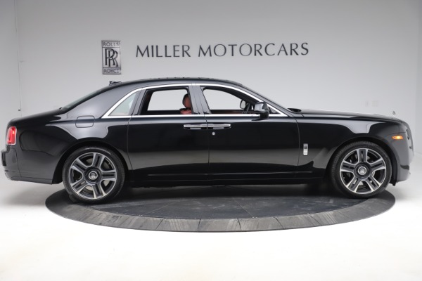 Used 2016 Rolls-Royce Ghost for sale $176,900 at Alfa Romeo of Westport in Westport CT 06880 10