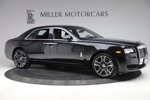 Used 2016 Rolls-Royce Ghost for sale $176,900 at Alfa Romeo of Westport in Westport CT 06880 11