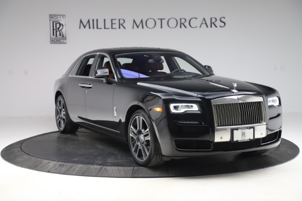 Used 2016 Rolls-Royce Ghost for sale $176,900 at Alfa Romeo of Westport in Westport CT 06880 12