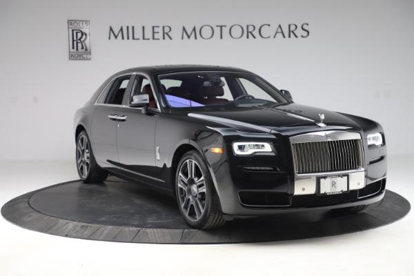 Used 2016 Rolls-Royce Ghost for sale $169,900 at Alfa Romeo of Westport in Westport CT 06880 12