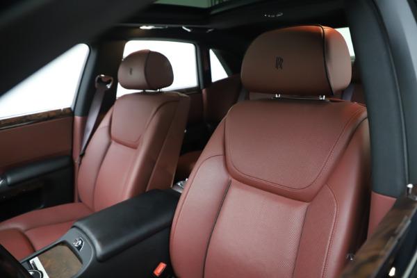 Used 2016 Rolls-Royce Ghost for sale $169,900 at Alfa Romeo of Westport in Westport CT 06880 13