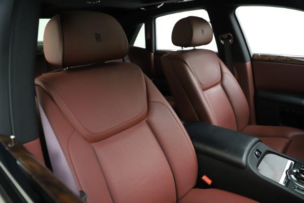 Used 2016 Rolls-Royce Ghost for sale $169,900 at Alfa Romeo of Westport in Westport CT 06880 14