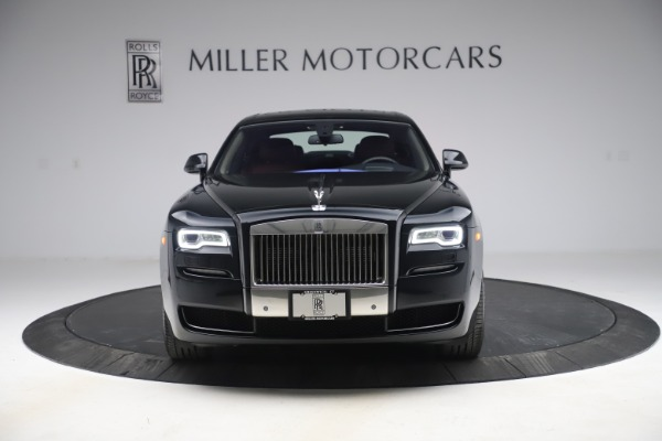 Used 2016 Rolls-Royce Ghost for sale $176,900 at Alfa Romeo of Westport in Westport CT 06880 2