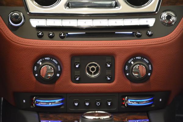 Used 2016 Rolls-Royce Ghost for sale $169,900 at Alfa Romeo of Westport in Westport CT 06880 21