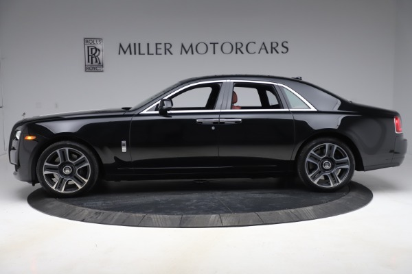 Used 2016 Rolls-Royce Ghost for sale $176,900 at Alfa Romeo of Westport in Westport CT 06880 3